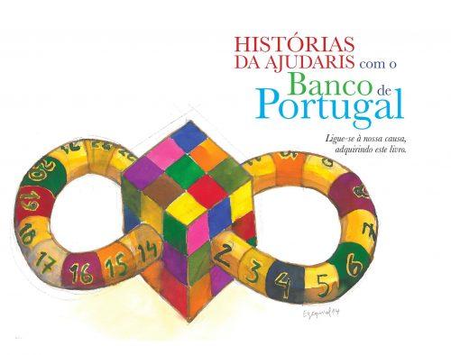 Edição especial histórias da ajudaris com o Banco de Portugal