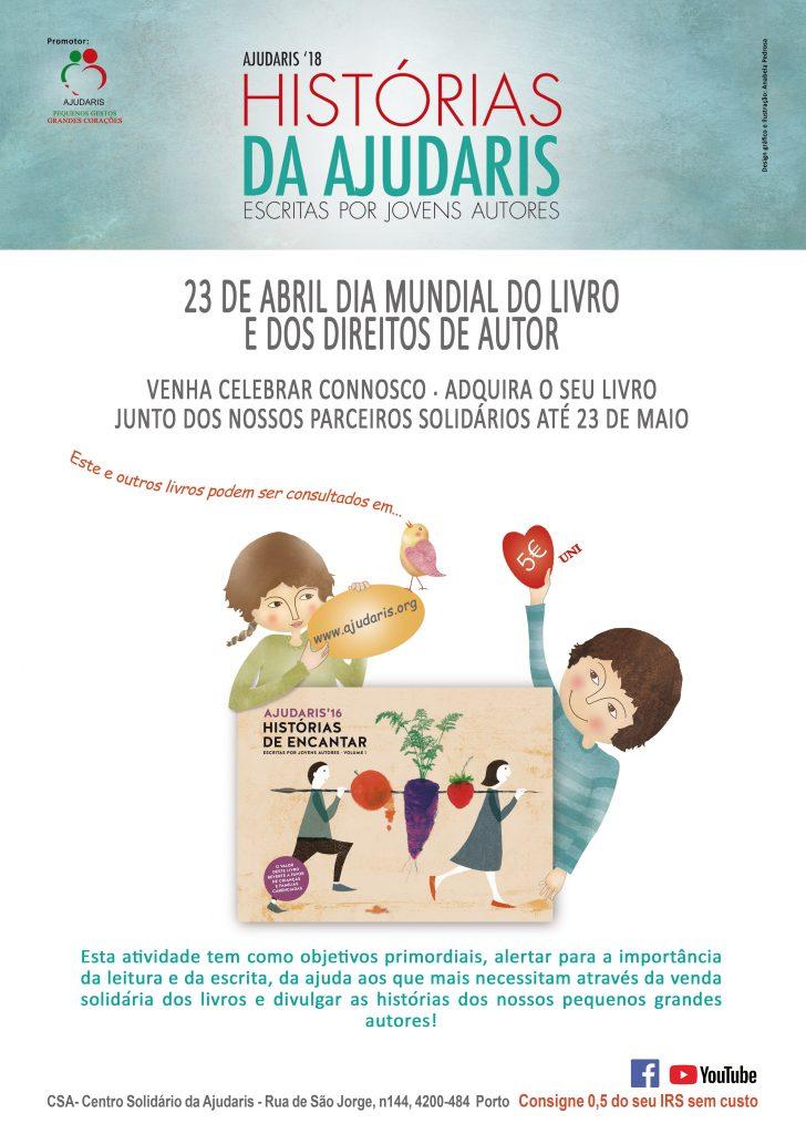 (2) Cartaz Dia Livro