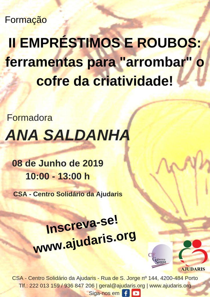II workshop Ana Saldanha