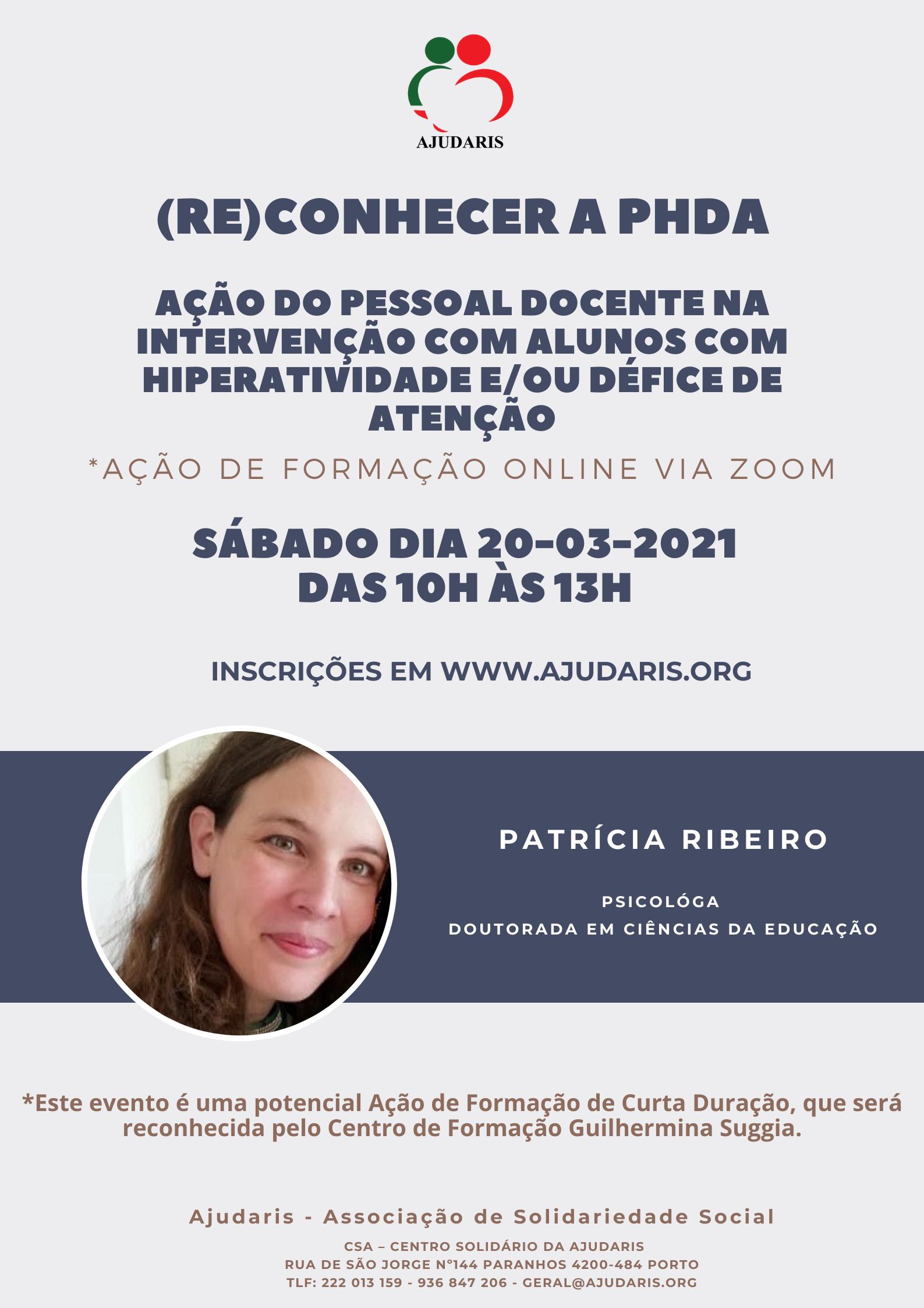 (Re)Conhecer a PHDA_ a ação do Pessoal Docente na intervenção com alunos com hiperatividade e_ou défice de atenção (3)