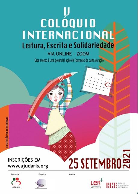 Cartaz Coloquio internacional